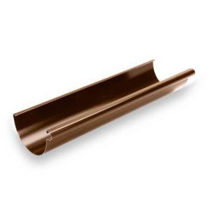 желоб металлический Галеко цвет медный