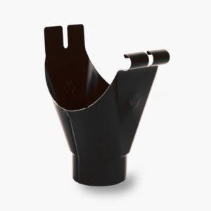 воронка сливная Галеко цвет черный
