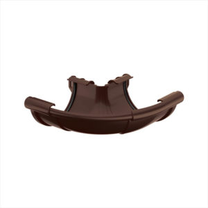 угол желоба регулируемый Galeco цвет шоколадно коричневый