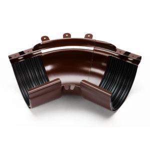 угол желоба Галеко регулируемый цвет шоколадно коричневый