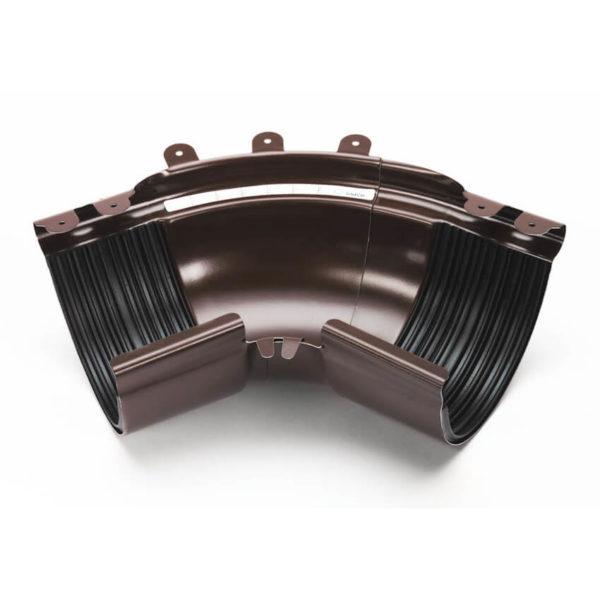 угол внешний регулируемый Галеко цвет темно коричневый